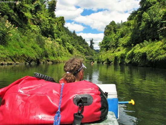 Raetihi, New Zealand: Relaxing Paddle