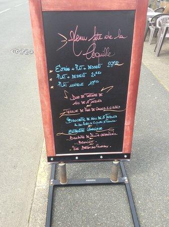 Restaurant Atypic Saint Quai Portrieux