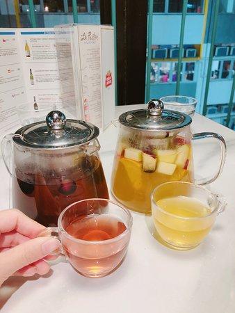 仲夏水果茶