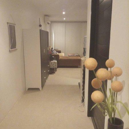 Sai Naam Lanta Residence: ห้องสำหรับ 2 คนและเด็ก สะดวกสบาย สะอาด ห้องพักโอเค แต่มีเสียงดังจากด้านบน  พื้นที่กว้างขวาง ไม่อ