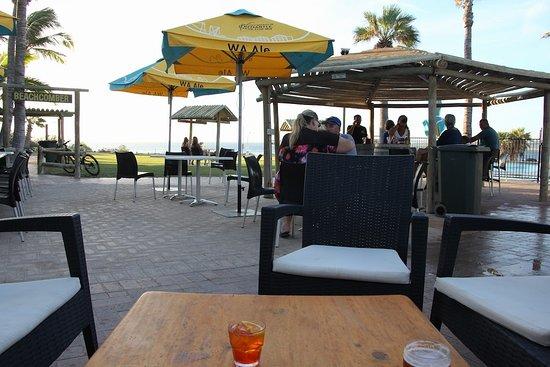 Sundowners at Ningaloo Reef Resort Coral bay
