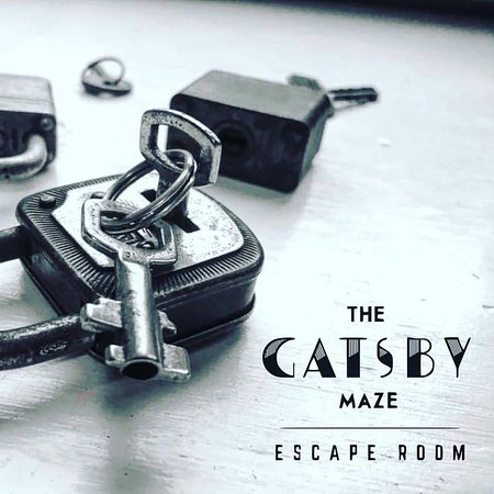 The Gatsby Maze Escape Room Oslo