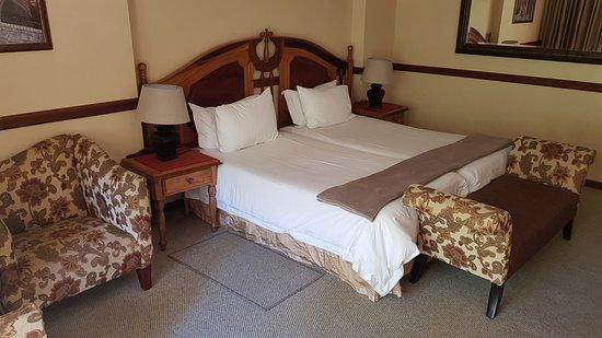 Potchefstroom, Sydafrika: The room - Villa 1