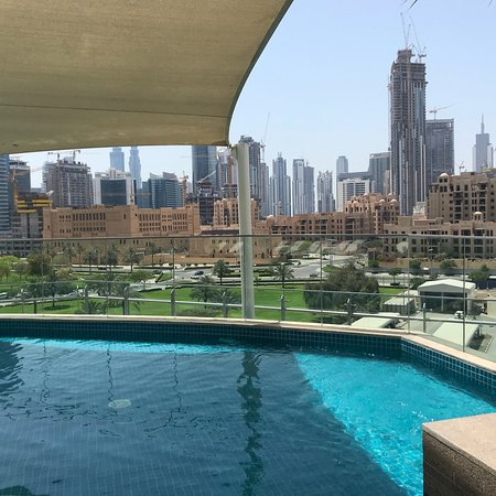 Best Burj khalifa view - Review of Damac Maison Royale the