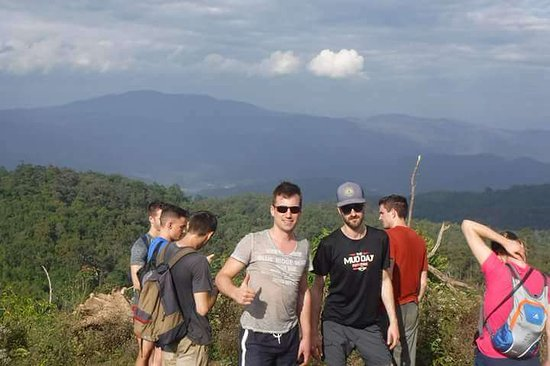 Chiang Mai Trekking with Maewin And Family