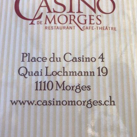 numero de telephone du casino d annem
