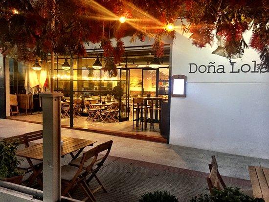 imagen Doña Lola en Isla Cristina
