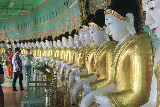 Image result for umin thonze pagoda