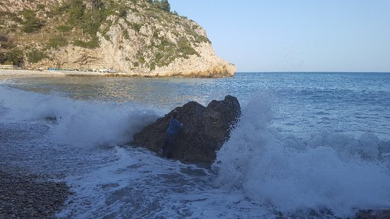 Playa La Granadella : 20180423_191202_large.jpg