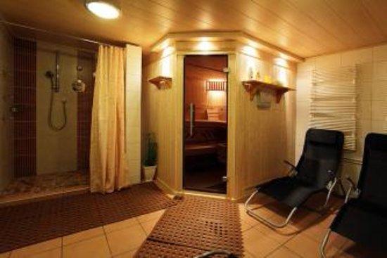 Altenbeken, เยอรมนี: Sauna