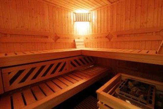 Altenbeken, Jerman: Sauna