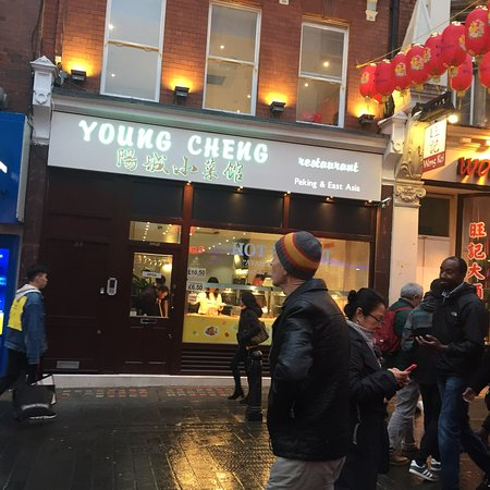 Chinese Restaurant Near Westminster