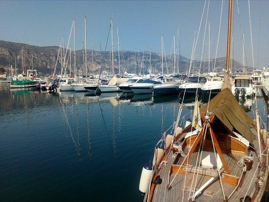 Le port de st jean cap ferrat picture of ebike riviera tour nice tripadvisor - Port saint jean cap ferrat ...