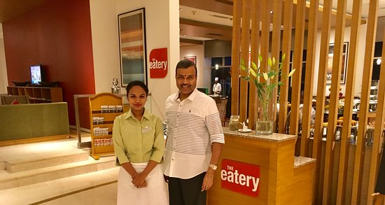 with kieran patil and prima dutta picture of the eatery pune tripadvisor. Black Bedroom Furniture Sets. Home Design Ideas
