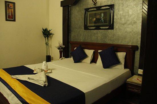 OYO 475 Hotel Garden View: Garden Facing room