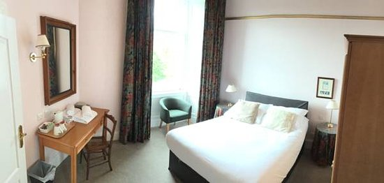 Kirkconnel Hall Hotel: Double bedroom