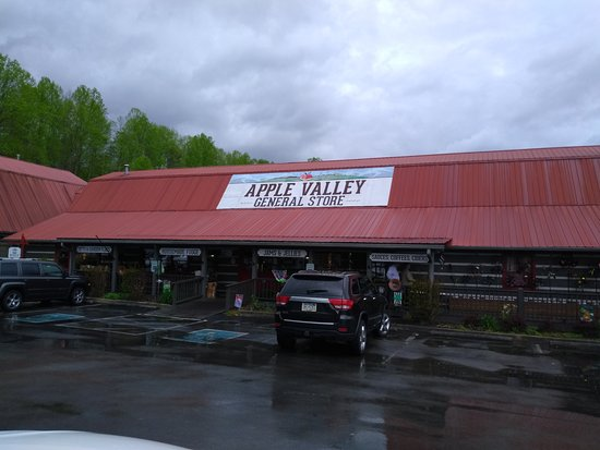 Townsend, TN: Store Front