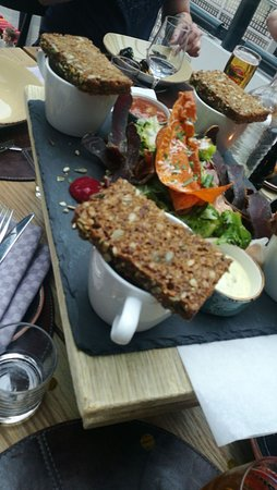 Kitchen & Table Tromsø: sides