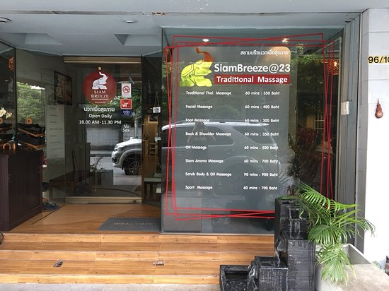 Siam Breeze Massage Sukumvit 23