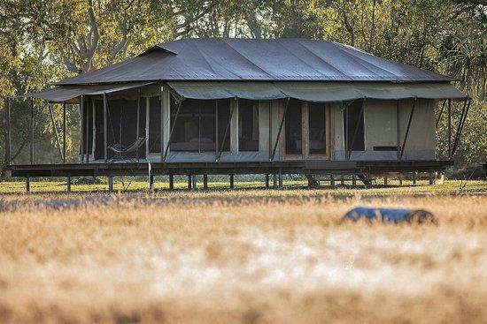 Mary River National Park, Australia: Wildman Wilderness Lodge