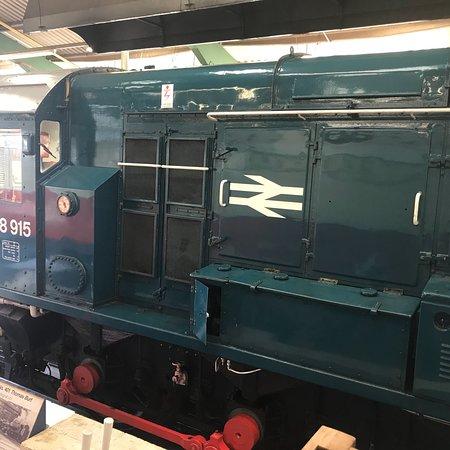 Stephenson Railway Museum: photo1.jpg