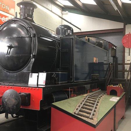 Stephenson Railway Museum: photo4.jpg
