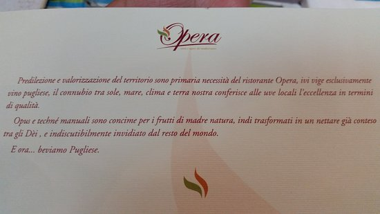 Ristorante Opera照片