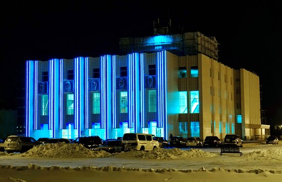 Komsomolsky-na-Amure Drama Theater