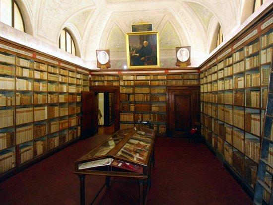 Fondazione Biblioteca Morcelli - Pinacoteca Repossi