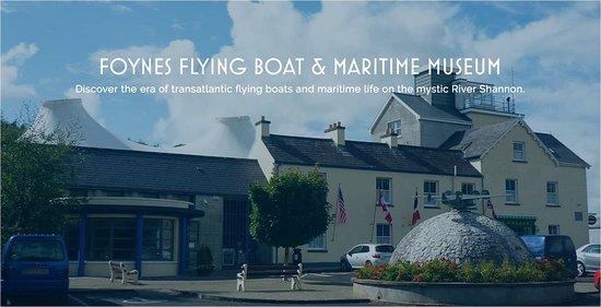 Foynes, Irlanda: Original Terminal Building used during the 1940s