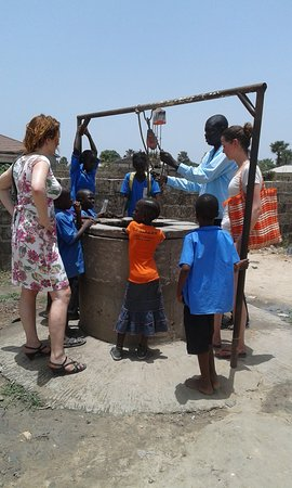 Experience the culture of gambian school