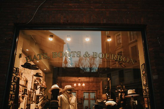 Hats, Boots & Bourbon