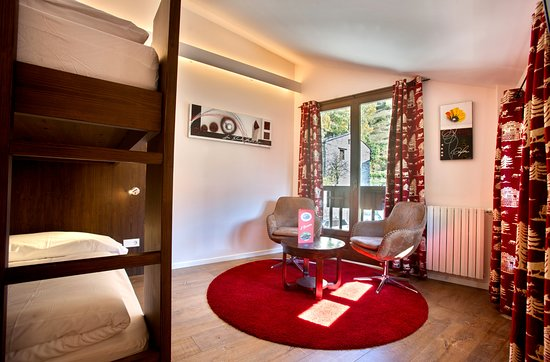 Meritxell, أندورا: Suite Hotel l'Ermita