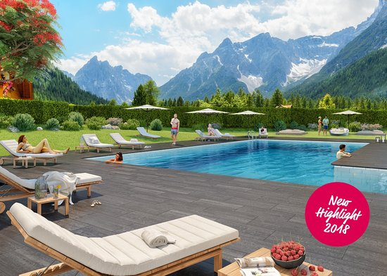 BAD MOOS - Dolomites Spa Resort