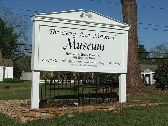 The Perry Area Historical Museum is open Tues-Thurs 10:00 am-12:00 noon and 2:00 pm-4:00 pm