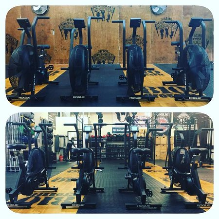 Say hello to the four newest members of 810 CrossFit! #810trained #worldclassfitnesslounge