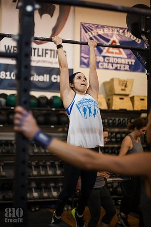 810 CrossFit: Do you want to know the secret to getting better at pull-ups?  Do more pull-ups.