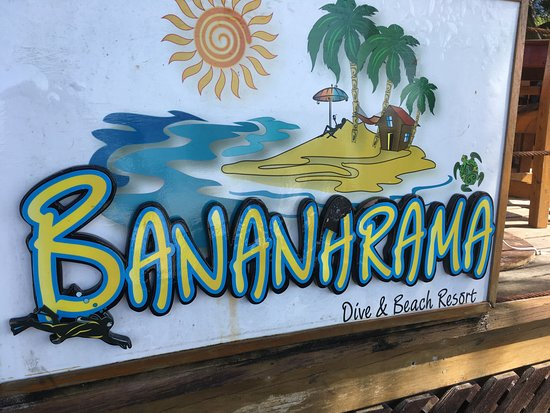 Bananarama Beach and Dive Resort-bild