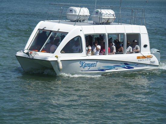 Sarie Marais Pleasure Cruises: Kanyezi cruise 26 pax maximum