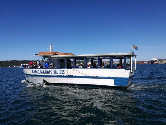 Sarie Marais Pleasure Cruises: Jolly Roger cruise 57 pax maximum