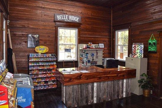 Monterey, TN: Inside Office