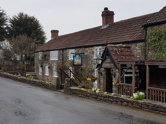 Stanton Wick, UK: The Carpenters Arms