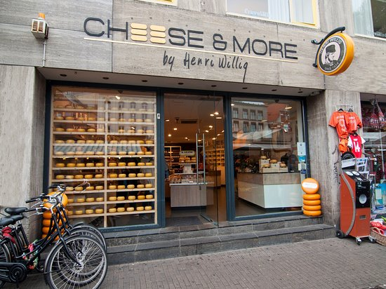 ‪Cheese & More By Henri Willig‬