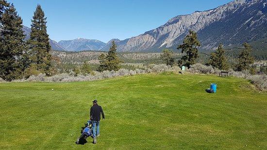 Sheep Pasture Golf Course