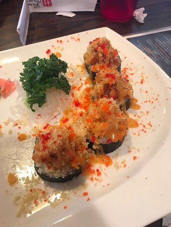 Hot Springs Village, AR: Spicy tuna baked