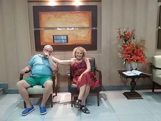 San Juan Tour: Recepcion