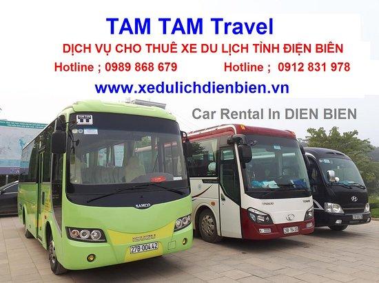 Dien Bien Phu, Vietnam: Cho Thuê Xe Từ 7 chỗ đến 45 Chỗ Điện Biên Phủ  HOTLINE : 0989 868 679 www.xedulichdienbien.vn