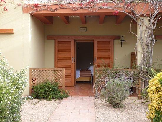 Agroturismo Ibiza Can Jaume: simple et calme