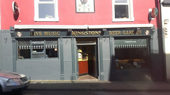 Killorglin, Ierland: Unassuming elegant bar well recommended