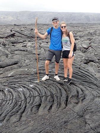 Pahoa, Hawái: lava field was AMAZING!!